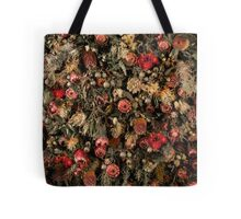 Dreams Are Just Movies - Flowers Tote Bag