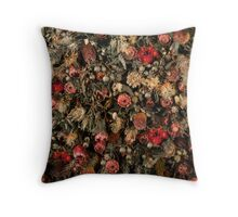 Dreams Are Just Movies - Flowers Throw Pillow