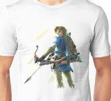 Legend of Zelda: Breath of the Wild Link  Unisex T-Shirt
