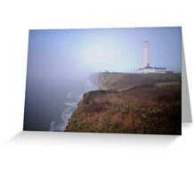 Nash Point Lighthouse Greeting Card