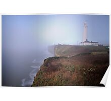 Nash Point Lighthouse Poster