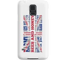 Union Jack, Cockney Rhyming Slang Samsung Galaxy Case/Skin