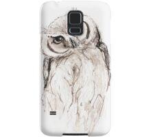 Australian Owl Samsung Galaxy Case/Skin