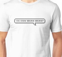 "BTS - V ""You know bbuing bbuing?"" Unisex T-Shirt"