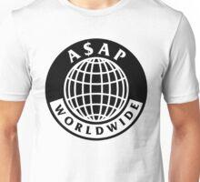 ASAP Mob Worldwide Logo Unisex T-Shirt