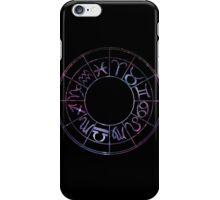 Zodiac Wheel iPhone Case/Skin