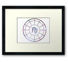 Virgo Framed Print