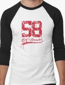 D.C. Strangler Men's Baseball ¾ T-Shirt