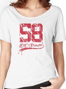 D.C. Strangler Women's Relaxed Fit T-Shirt