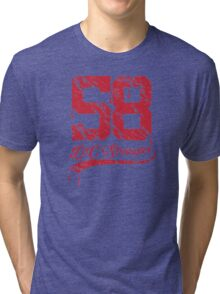 D.C. Strangler Tri-blend T-Shirt