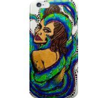 Miss Octopus  iPhone Case/Skin
