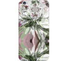 Plant structure iPhone Case/Skin