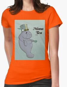 Mana Tea Womens Fitted T-Shirt