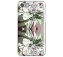Plant structure #2 iPhone Case/Skin