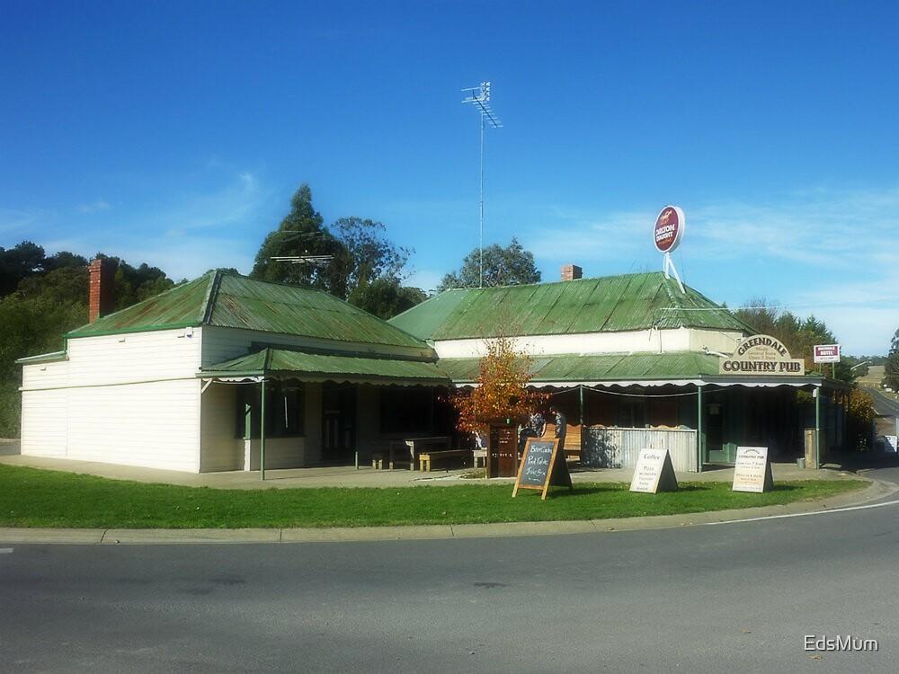 *Country Pub - Greendale, Vic. Australia*  by EdsMum