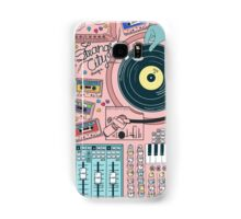 Strange City Coque et skin Samsung Galaxy