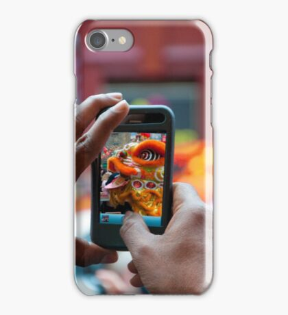 Chinese New Year dragon iPhone iPhone Case/Skin