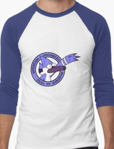 Seal of awesome! Men's Baseball ¾ T-Shirt