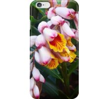 Hawaiian Ginger iPhone Case/Skin