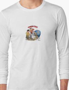 The Ben Garrison Cartoon Long Sleeve T-Shirt