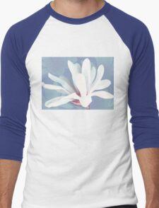 Mother's Magnolia 05 Men's Baseball ¾ T-Shirt