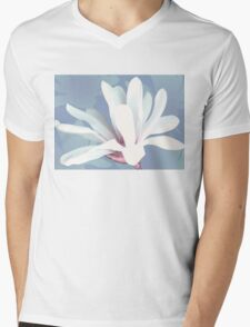 Mother's Magnolia 05 Mens V-Neck T-Shirt