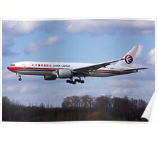 China Cargo 777 Poster