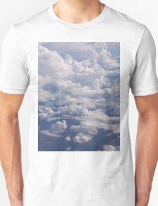 Plane Clouds T-Shirt