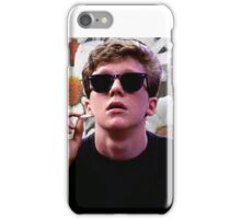 Brian Breakfast Club Daisies Design iPhone Case/Skin