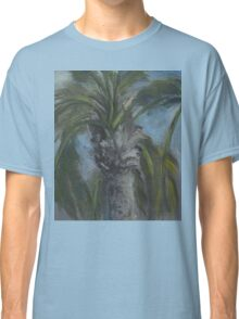 Blessed Shade-Palm Tree AC150603a Classic T-Shirt