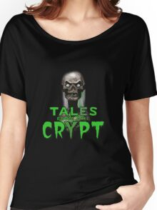 Crypt Keeper Women's Relaxed Fit T-Shirt