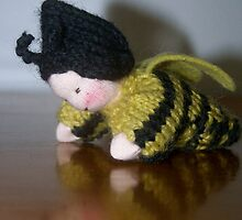 Bumble Bee Child by Urbanfringe