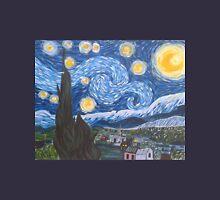 Van Gogh The Starry Night Unisex T-Shirt