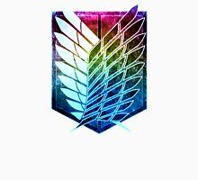 °MANGA° Attack On Titan Rainbow Unisex T-Shirt