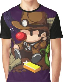 Spelunky Graphic T-Shirt