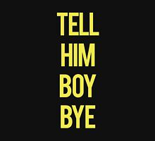 boy bye - Beyonce Womens Fitted T-Shirt
