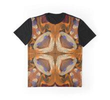 Orange Peel Graphic T-Shirt