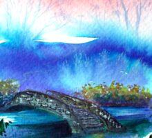 Bridge of Dreams  Sticker