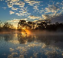 A Glorious Morning by Julie Begg