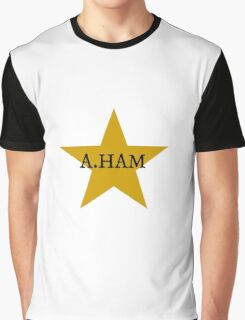 A. Ham Graphic T-Shirt