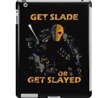 Deathstroke - Arrow iPad Case/Skin