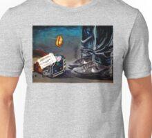 mixed media quicksilver Unisex T-Shirt
