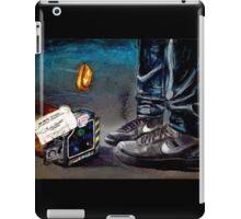mixed media quicksilver iPad Case/Skin