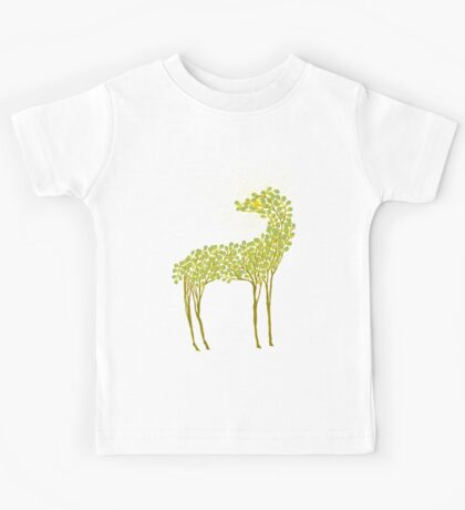 Tree horse with sunburst Kids Clothes