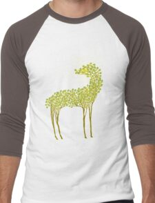 Tree horse with sunburst T-Shirt
