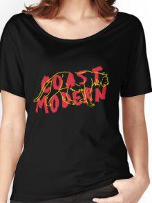 Coast Modern Tiger Women's Relaxed Fit T-Shirt