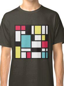 Mondrian Study III Classic T-Shirt