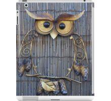 Owl Cover iPad Case/Skin