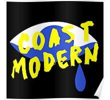 Coast Modern Eye Poster