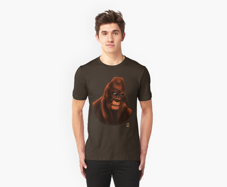 Sasquatch by MetalheadMerch